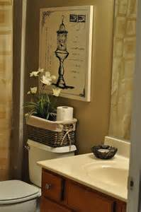 Small Bathroom Towel Storage Ideas The Bland Bathroom Makeover Reveal The Small Things Blog