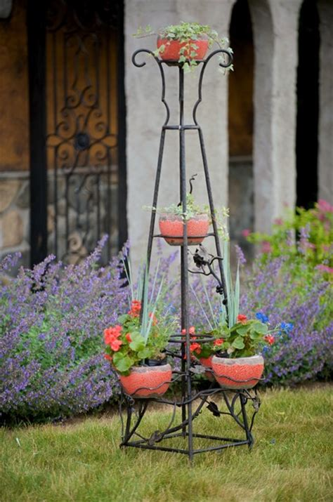 Garden Wrought Iron Decor Wrought Iron Decor
