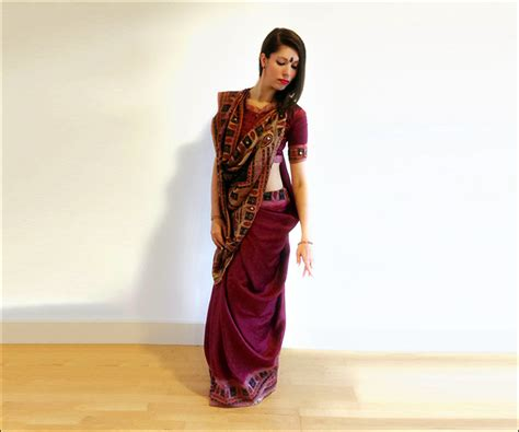 how to drape saree neatly how to wear bridal saree 10 styles with video tutorials