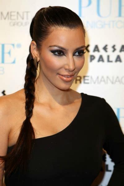 braided hairstyles kim kardashian braided hairstyles kim kardashian