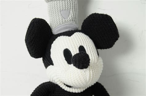 steamboat willie plush disney parks 15 quot plush mickey mouse knit steamboat willy