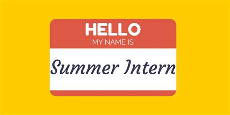intern it wanted high school student summer interns denny s dispatch