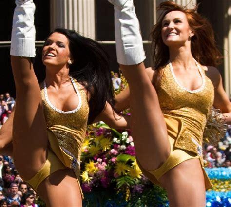 Voyeur Cheerleader Cheerleader Leg