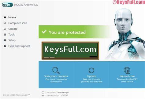 eset gncel serial key eset 10 eset nod32 antivirus 10 1 204 0 license key with