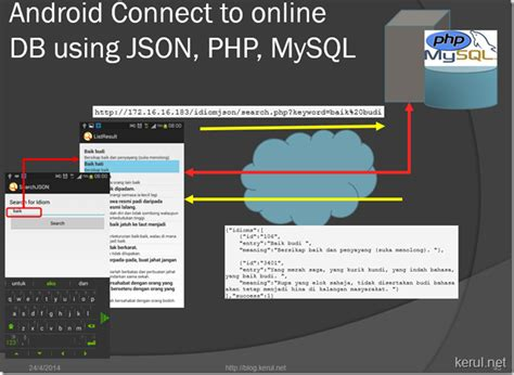 tutorial json php mysql how to a file in php mysql siletitbit