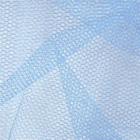 french blue upholstery fabric nylon netting french blue discount designer fabric