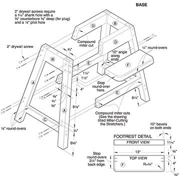 Woodworking Plans Templates Woodworking Projects Pdf Plans Wood Project Templates