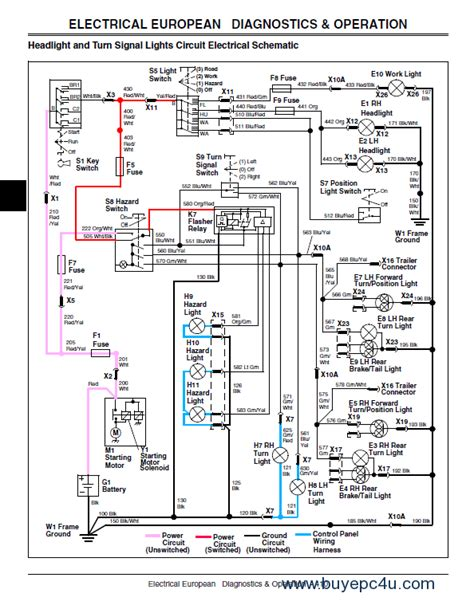 diagrams 841644 deere x360 wiring diagram