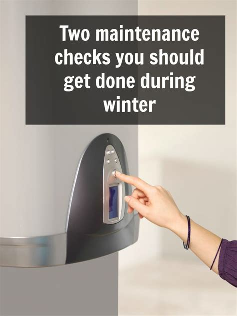 What Is Checked During A Background Check Two Maintenance Checks You Should Get Done During Winter