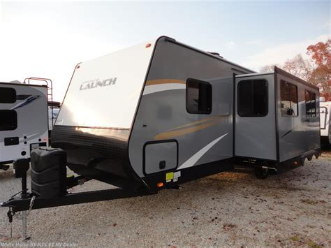2 Bedroom Travel Trailers For Sale by 2017 Starcraft Rv Launch Ultra Lite 27bhu Two Bedroom U Dinette Sofa Slideo For Sale In