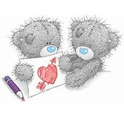 Ours Dessin Coeur