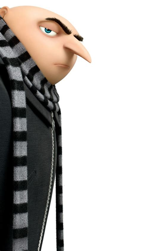 wallpaper despicable   gru dru  animation