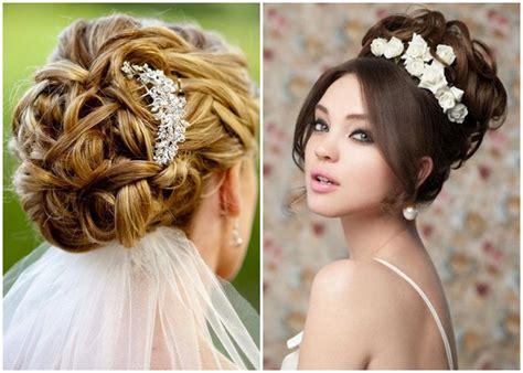 Frisuren Lange Haare Locken Hochzeit