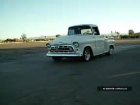 1957 chevy chevrolet truck 55 56 57 1955 1956
