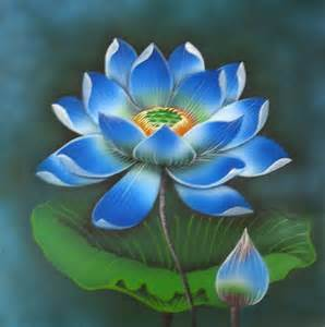 Painting Lotus Flower 25 Best Ideas About Lotus Flower Paintings On