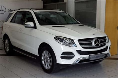 Mercedes Crossover Gle by 2016 Mercedes Gle 250d Crossover Suv Diesel Awd