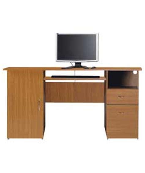Computer Desk Oak Effect by Oak Effect Computer Desk With Filing Review Compare