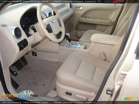2005 Ford Freestyle Interior by Pebble Interior 2005 Ford Freestyle Se Photo 10