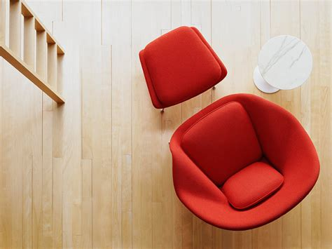 buy the knoll tulip chair at nest co uk buy the knoll womb chair and ottoman at nest co uk