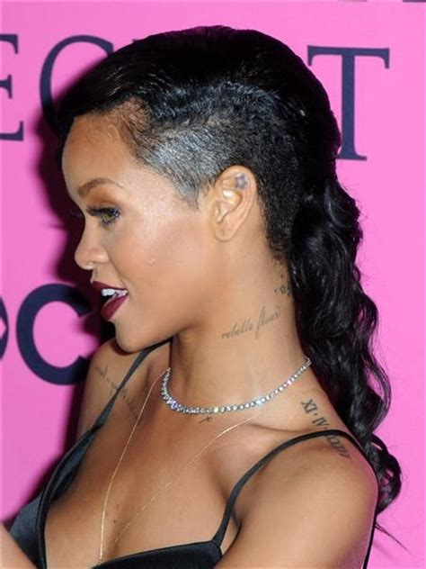 rihanna roman numeral tattoo pin by vicki reasner on tattoos
