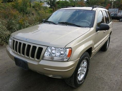 2000 Jeep Grand Limited 4x4 Find Used 2000 Jeep Grand Limited V8 4x4 Low