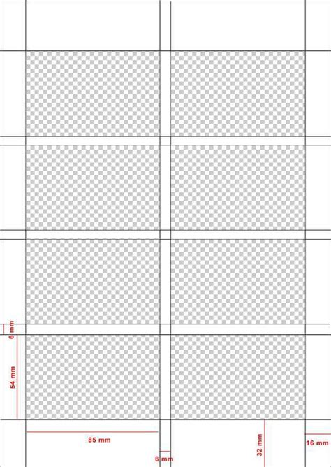 adobe illustrator blank business card template free business card sheet template illustrator image collections