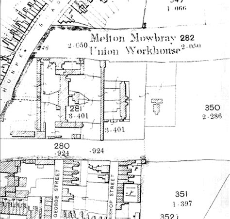Average Size Kitchen the workhouse in melton mowbray leicestershire