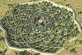 Garden Of Quran Qatar S Qur Anic Garden To Be Completed In 2015 Design