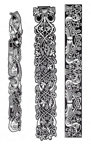 cenefas celtas dise 241 os celtas cenefas bordes de paginas