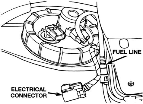 Service Manual How To Unplug 1999 Chrysler 300 Electrical