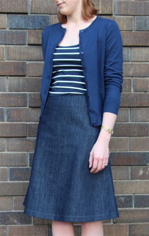 Pattern A Line Skirt Free | libby a line skirt pattern