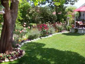 cottage backyard cottage gardens to love landscaping ideas and hardscape design hgtv