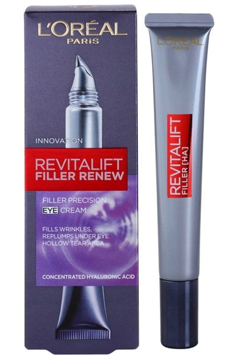 L Oreal Revitalift Filler l or 233 al revitalift filler renew eye 15 ml