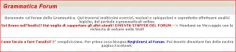 diversi analisi grammaticale analisi grammaticale automatica gratis di una frase