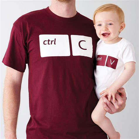 And Baby Shirts Copy And Paste T Shirt And Baby Grow By Precious