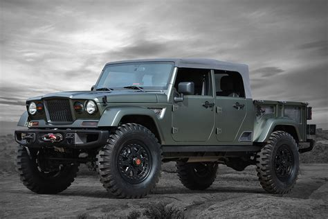 Jeep Concept Jeep Crew Chief 715 Concept Uncrate