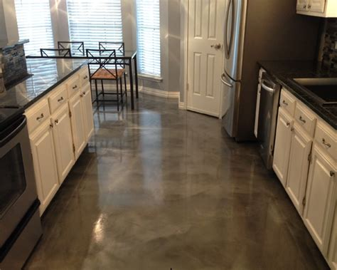 Epoxy Flooring Kitchen Residential Epoxy Flooring Epoxy Technology Houston