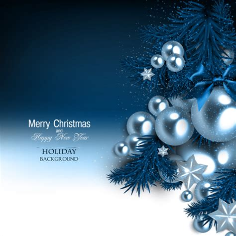 shiny christmas holiday background vectors 01 vector