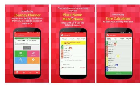 metro mobile app delhi metro launches upgraded mobile app with amazing features