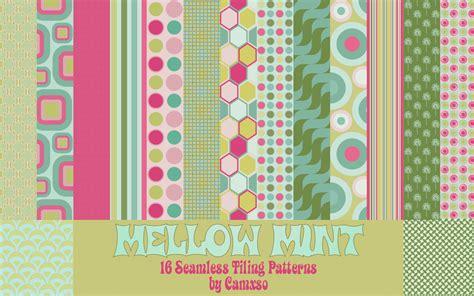 pattern photoshop deviantart mellow mint photoshop patterns by camxso on deviantart