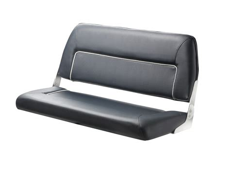 marine folding bench seat seats boat seat model firstclass 2 colour choices