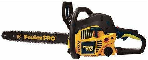 Poulan Pro Pp4218avx Chainsaw 18 Quot Bar 42cc Fully
