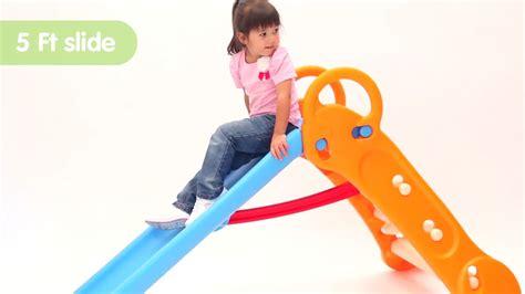Perosotan Qwikfold Maxi Slide Blue grow n up qwikfold 174 maxi slide
