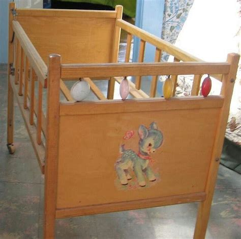 Vintage Baby Cribs vintage baby crib baby