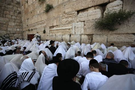 yom kippur israel beefs up security for yom kippur