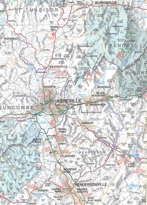 map of western carolina map of western carolina swimnova