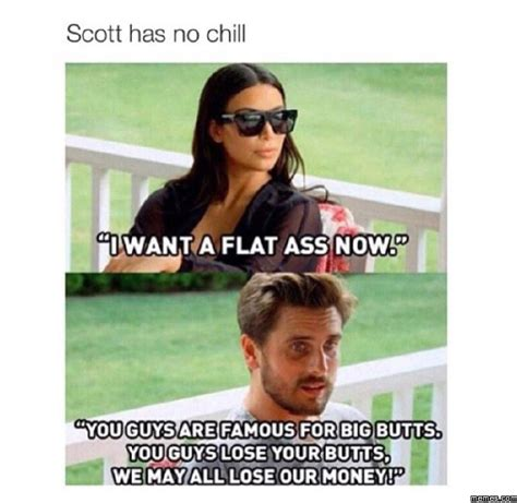 No Chill Meme - scott has no chill memes com
