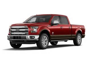 Ford F150 King Ranch 2015 2015 Ford F 150 King Ranch Front Photo 3