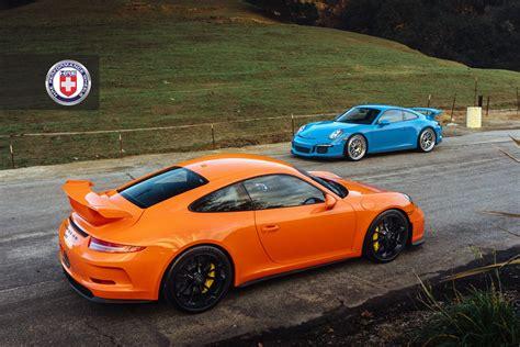 custom porsche 911 porsche 911 gt3 twins sport hre custom wheels autoevolution