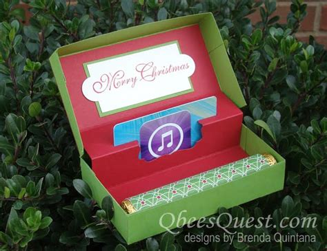 gift card box in a card template qbee s quest pop up gift card box tutorial